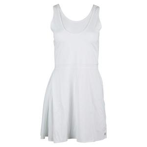 LIJA WOMENS RUNWAY TENNIS DRESS WHITE