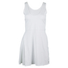 LIJA Women`s Runway Tennis Dress White