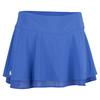 POLO RALPH LAUREN Women`s Ruffle Tennis Skort Diplomat Blue