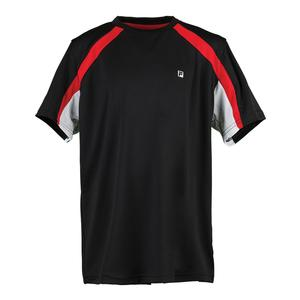 Boys` Adrenaline Color Blocked Tennis Crew