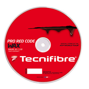 Pro Redcode Wax Tennis String Reel Red