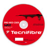 TECNIFIBRE Pro Redcode Wax Tennis String Reel Red