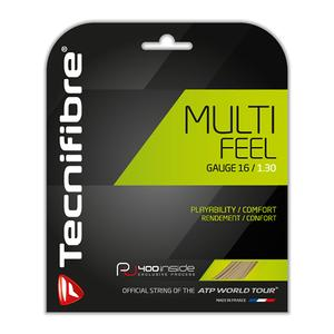 Multi-Feel Tennis Strings Natural