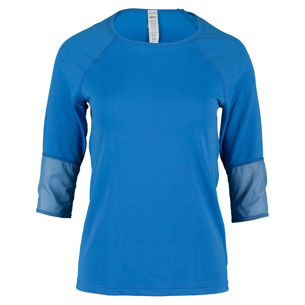 Women`s Rally Long Sleeve Tennis Top