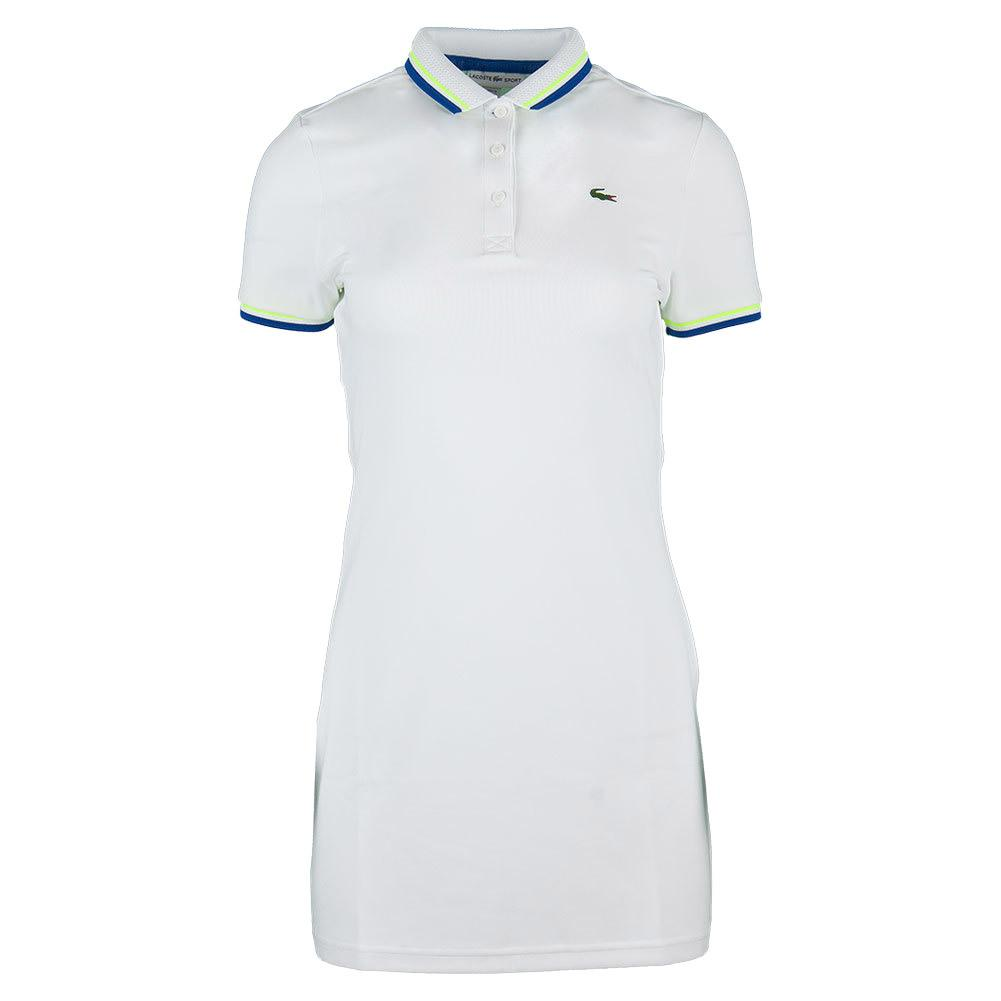 Women's Technical Short Sleeve Tennis Polo Dress