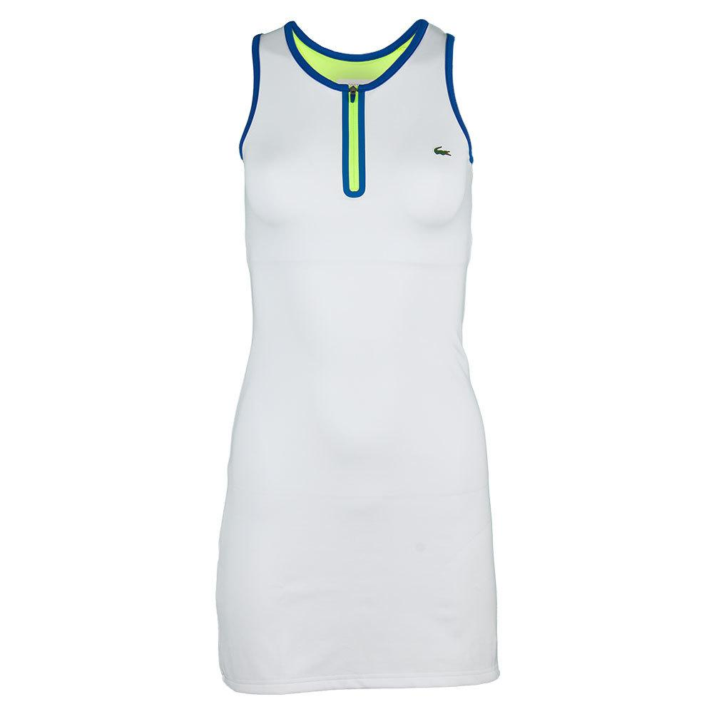 Women's Technical Sleeveless Mesh Back Tennis Tank Dress