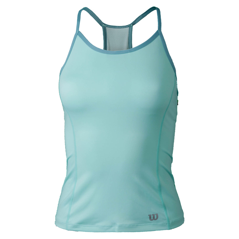 Women's Strappy Tennis Tank Aruba