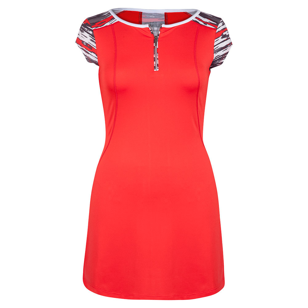 Women's Allegra Tennis Dress Firefly