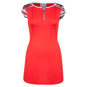 Women`s Allegra Tennis Dress Firefly