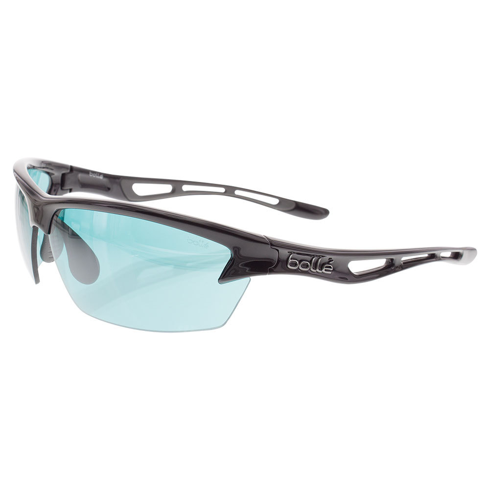 Bolt Shiny Black Competivision Sunglasses