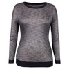 TAIL Women`s Janine Tennis Sweater Black