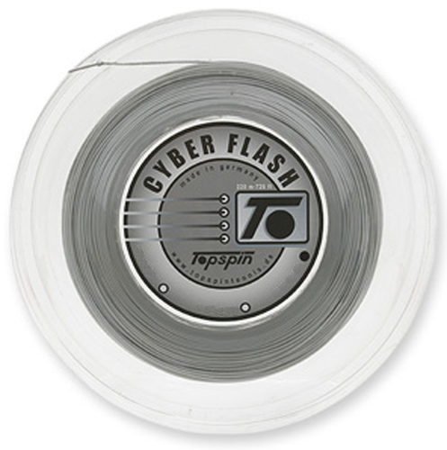 Cyber Flash String 17g 1.25mm Reel Silver