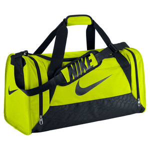 Brasilia 6 Medium Duffle Bag Volt and Black