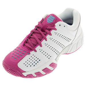 Women`s BigShot Light 2.5 Tennis Shoes White and Very Berry