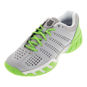 Men`s BigShot Light 2.5 Tennis Shoes Highrise and Flash Green