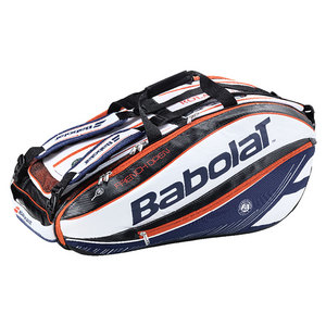 BABOLAT PURE AERO FRENCH OPEN 12 PK TNS BAG