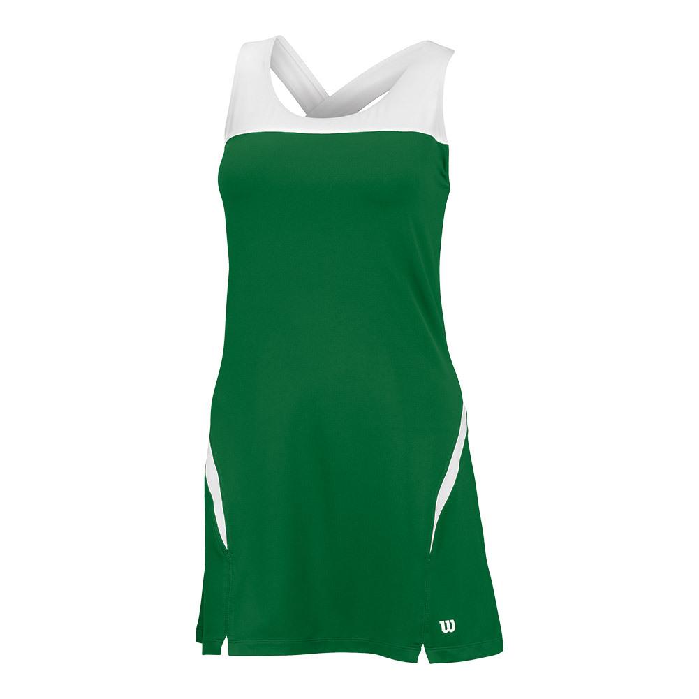 Women's Team Tennis Dress Ii Forest