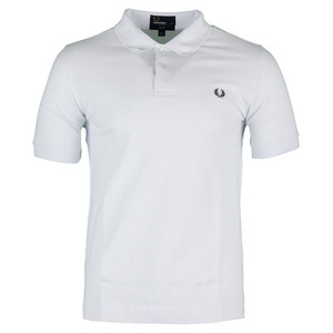 Men`s Plain Slim Fit Tennis Polo