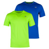 NEW BALANCE Men`s Accelerate Short Sleeve Tennis Top
