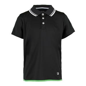 Boys` Heritage Tennis Polo