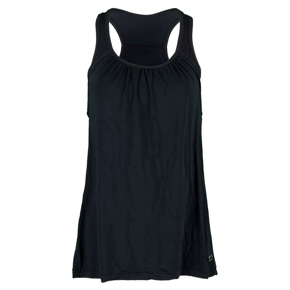 Women`s Princess Tank Top Black