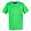 Boys` Heritage Piped Tennis Crew 391_ANDEAN_GREEN