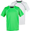 FILA Boys` Heritage Piped Tennis Crew