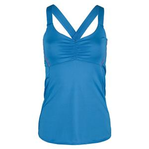 Women`s Rouched Tennis Cami