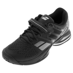 Men`s Propulse All Court Tennis Shoes Skull Black