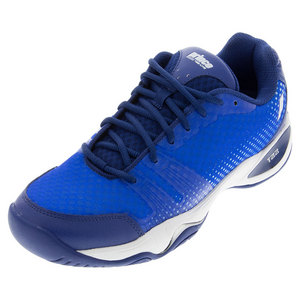 Men`s T22 Lite Tennis Shoes Royal and White