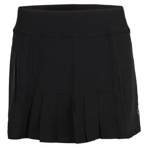 Women`s Dash Tennis Skort Black