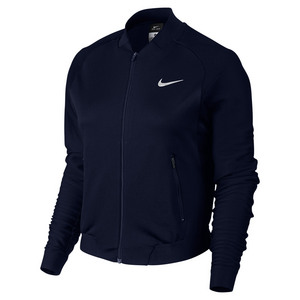 Women`s Premier Tennis Jacket Obsidian