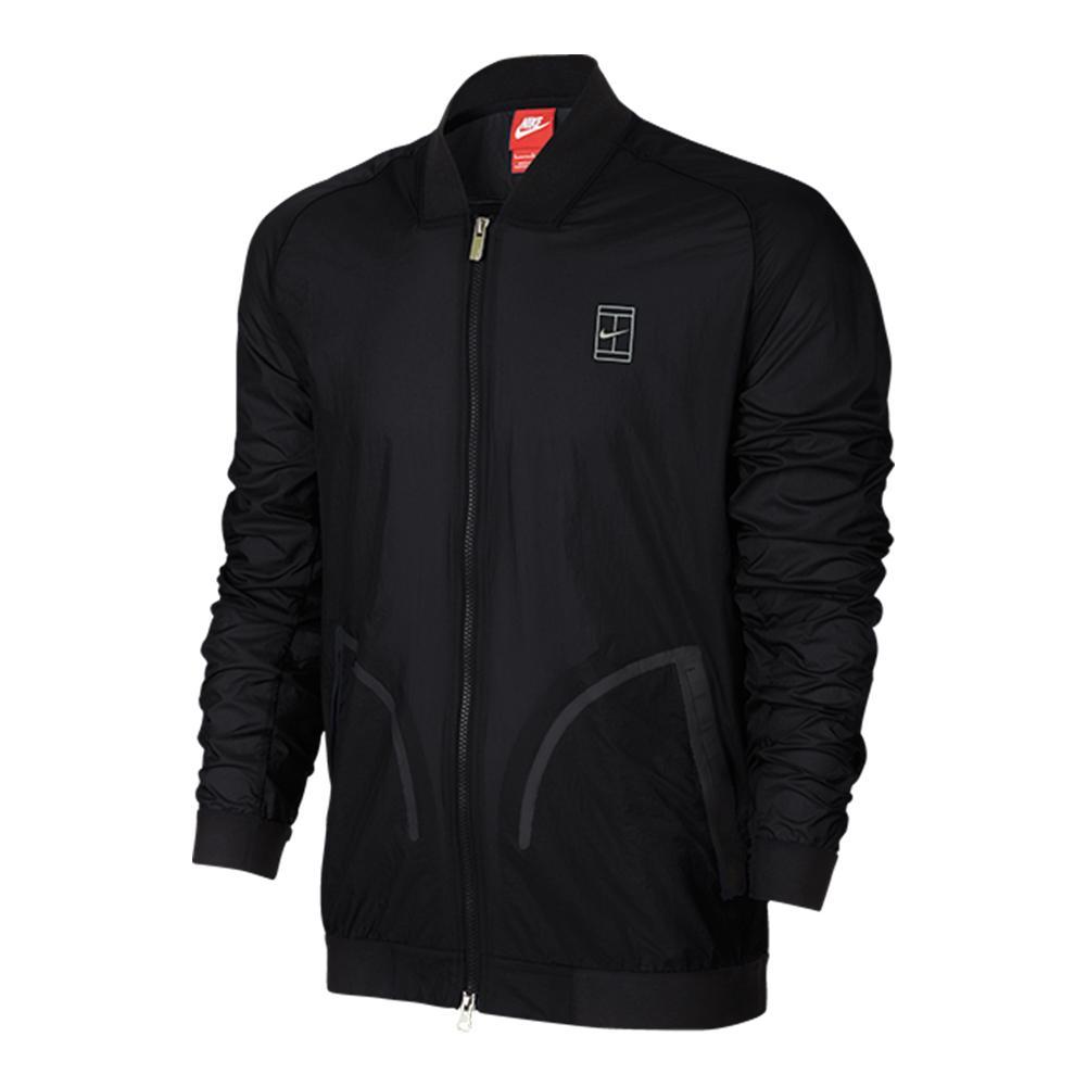 Men's Court Bomber Tennis Jacket