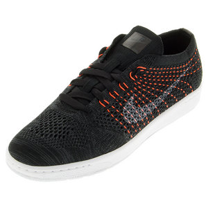 Women`s Classic Ultra Flyknit Tennis Shoe Black and Anthracite