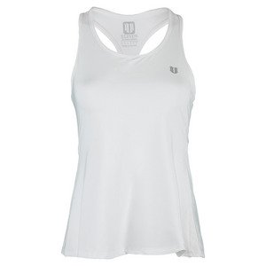 Women`s Raceday Tennis Tank White
