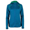 Women`s Accelerate Full Zip Tennis Hoodie 225_TURKISH_BLUE