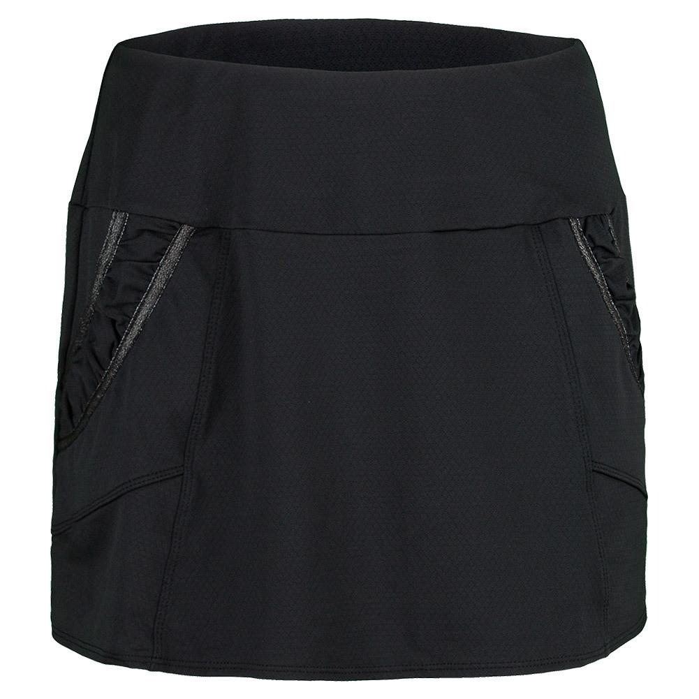 Women's Jancis 13.5 Inch Tennis Skort Black