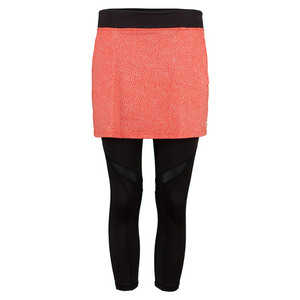 Women`s Tennis Skirt Capri Orange
