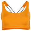 Women`s Perfect Set Tennis Bra Apricot by ELEVEN