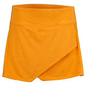 ELEVEN WOMENS FLY 14 IN TNS SKORT APRICOT