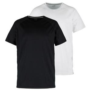 Men`s Crew Neck Tennis Shirt