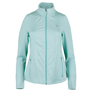 ELEVEN WOMENS LOVE TENNIS JACKET ICY MORN