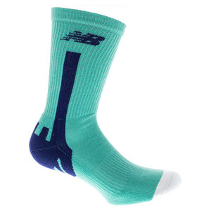 Milos Tennis Crew Sock Reef