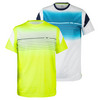 PRINCE Men`s Screenprint Crewneck Tennis Top