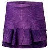 Women`s Birqué 14 Inch Tennis Skort 123957_ULT_VIOLT_CRO