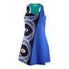 Women`s Marion Bartoli Court Central Tennis Dress 473_EVIL_EYE_PDOT