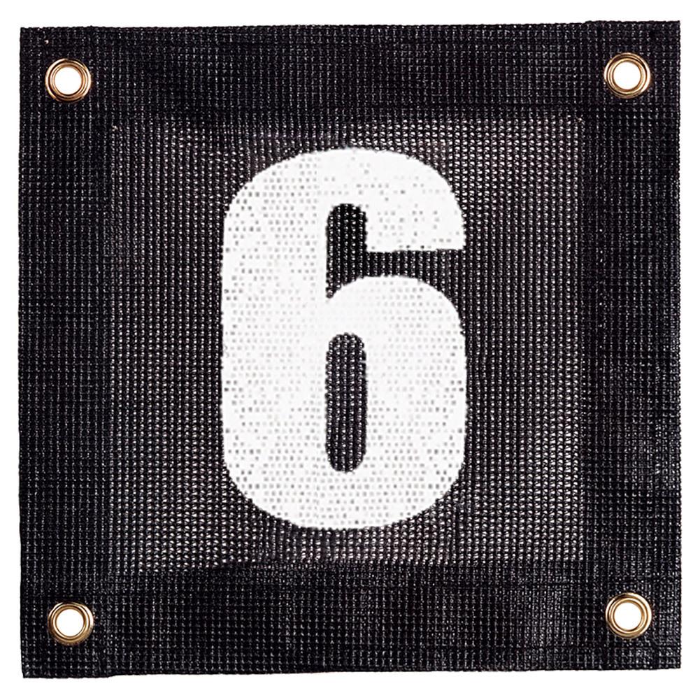 Court Windscreen Number 6