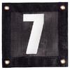 TOURNA Court Windscreen Number 7