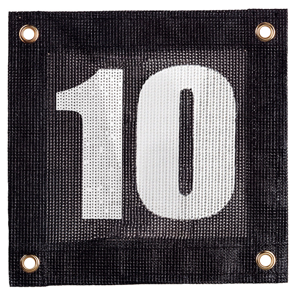 Court Windscreen Number 10