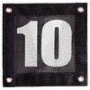 TOURNA Court Windscreen Number 10